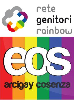 Rete Genitori Rainbow  con Eos Cosenza contro l'omotransfobia