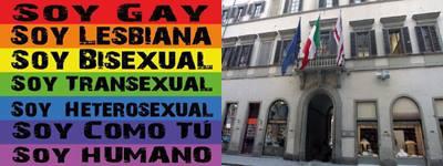 Fuori il Sessismo, l'Omofobia, la Lesbofobia e la Transfobia dalla Regione Toscana