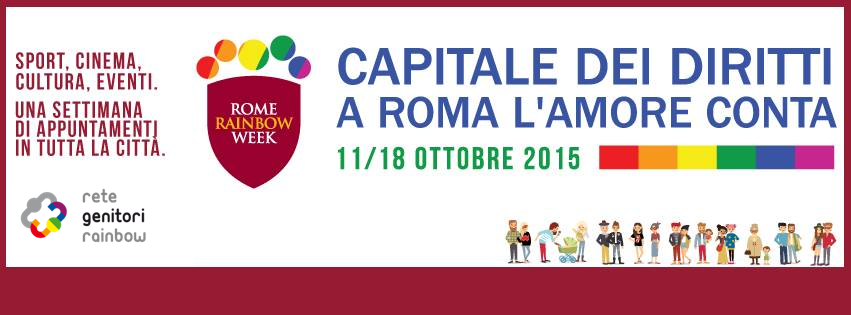 Roma Rainbow Week 2015