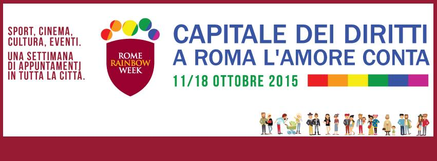 Rome Rainbow Week