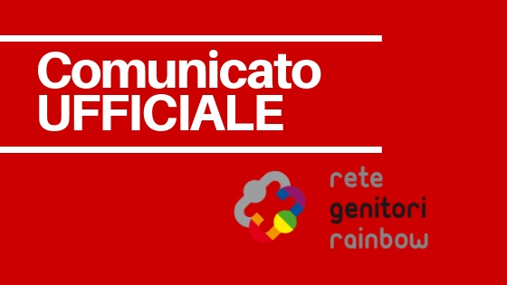 Ddl Pillon: Rete Genitori Rainbow prende posizione.